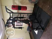 Brand New Imported Bodyfit Three Station Multi GYM | Sports Equipment for sale in Lagos State, Surulere