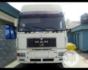 2002 Man Diesel Trailer Head For Sale | Trucks & Trailers for sale in Lagos State, Lagos Mainland