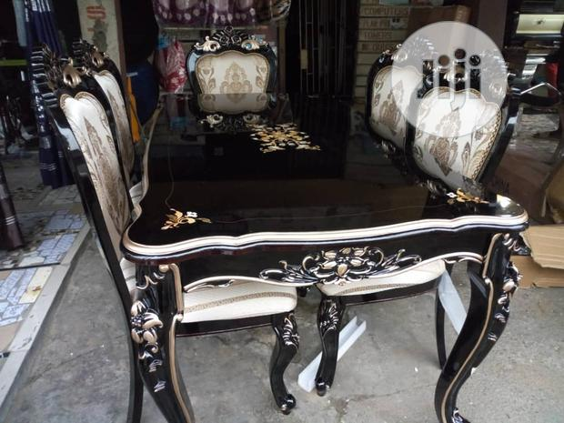 Dining Table Brown