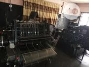 Press Used Heidelberg Kord 64 (Black) In Excellent Condition   Printing Equipment for sale in Lagos State, Alimosho