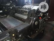 Press Used Heidelberg Kord 64 (Black) In Excellent Condition | Printing Equipment for sale in Lagos State, Alimosho