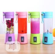 Rechargeable Juice Blender, Portable Battery Smoothie Blender - 380ml | Kitchen Appliances for sale in Lagos State, Ikeja
