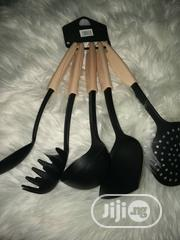 5 Sets of Non Stick Cooking Spoons | Kitchen & Dining for sale in Lagos State, Amuwo-Odofin