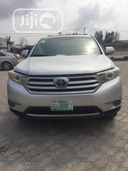 Toyota Highlander 2013 Limited 3.5l 4WD Silver | Cars for sale in Lagos State, Lekki Phase 1