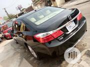 Honda Accord 2014 Black | Cars for sale in Lagos State, Surulere