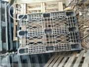 Heavy Duty Pallets Nestable | Building Materials for sale in Lagos State, Agege