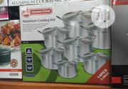 Masterchef 14pcs Aluminium Cooking Pots | Kitchen & Dining for sale in Lagos State, Lagos Mainland
