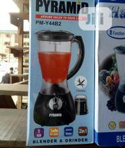 Pyramid 2in 1 Blender Grinder | Kitchen Appliances for sale in Lagos State, Lagos Mainland