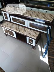 Marble Top TV Stand And Center Table | Furniture for sale in Lagos State, Ojo