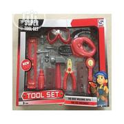 Kids Engineering Tool Set In Pack-multicolored | Toys for sale in Lagos State, Lagos Mainland