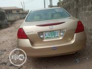 Honda Accord 2006 Gold | Cars for sale in Lagos State, Ikeja