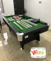 High Quality Standard Snooker Board Table With Complete Accessories | Sports Equipment for sale in Abuja (FCT) State, Jabi