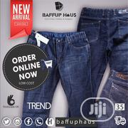 Trend G1 Mens Jeans Ready For Flexing | Clothing for sale in Rivers State, Obio-Akpor