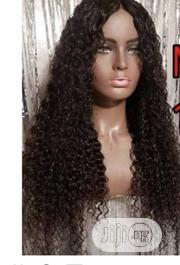 Water Curls Human Hair Wig | Hair Beauty for sale in Abuja (FCT) State, Kubwa