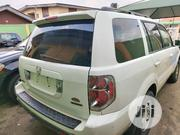 Honda Pilot 2006 EX 4x4 (3.5L 6cyl 5A) White | Cars for sale in Lagos State, Ikeja