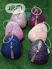 Bella Clutch Purse with Shining Stones | Bags for sale in Lagos State, Lagos Island