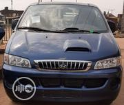 Hyundai H200 2005 Blue | Buses & Microbuses for sale in Lagos State, Agege