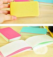 Cute Multicoloured Notepad | Stationery for sale in Lagos State, Lekki Phase 1