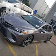 Toyota Camry 2018 SE FWD (2.5L 4cyl 8AM) Gray | Cars for sale in Lagos State, Ajah