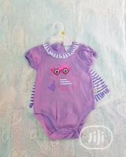 Newborn 2 Piece Set - A Romper & A Short Pants | Children's Clothing for sale in Lagos State, Victoria Island