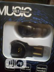 Bluetooth Earpiece | Headphones for sale in Rivers State, Port-Harcourt