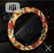 Sunflower Steering Cover | Vehicle Parts & Accessories for sale in Lagos State, Lagos Mainland