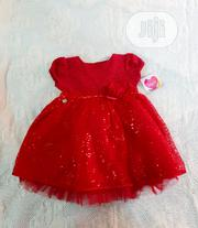 Jayne Copeland Baby Girl Red Dress for Special Occasion | Children's Clothing for sale in Lagos State, Victoria Island