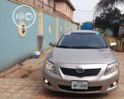 Toyota Corolla 2010 Gold   Cars for sale in Lagos State, Apapa