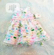 Baby Girls Multicolored Dress for Special Occassion | Children's Clothing for sale in Lagos State, Victoria Island