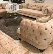 Leather Sofa Set | Furniture for sale in Lagos State, Ajah