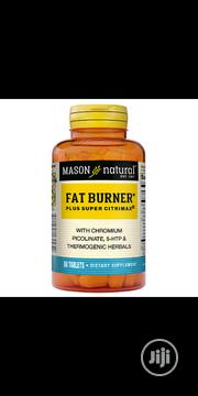 Mason Fat Burner by 60 | Vitamins & Supplements for sale in Lagos State, Ikeja