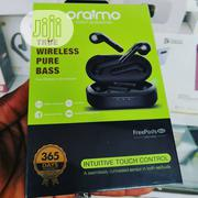 Oraimo True Wireless Pure Bass Earbuds | Headphones for sale in Lagos State, Ikeja