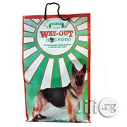 Wayout Dog Food 2 | Pet's Accessories for sale in Abuja (FCT) State, Kubwa