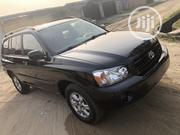 Toyota Highlander 2007 4x4 Black | Cars for sale in Lagos State, Ajah