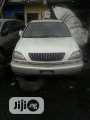 Lexus RX 2000 White | Cars for sale in Lagos State, Mushin