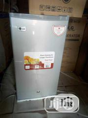 Brand New LG 95ltrs Table Top Fridge One Door 2years Warranty | Kitchen Appliances for sale in Lagos State, Ojo