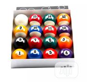 High Quality Standard Size Snooker Ball Set | Sports Equipment for sale in Lagos State, Victoria Island