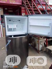 LG Smart Inverter Compressor 222ltrs Double Door Fridge 2yrs Warranty | Kitchen Appliances for sale in Lagos State, Ojo