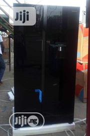Hisense Side By Side Refrigerator Black Mirror | Kitchen Appliances for sale in Lagos State, Ojo