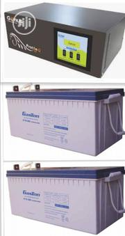Genus 2.5kva 24v Inverter Installation With GASTON Batteries | Building & Trades Services for sale in Lagos State, Amuwo-Odofin