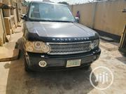 Land Rover Range Rover Sport 2009 HSE 4x4 (4.4L 8cyl 6A) Black | Cars for sale in Lagos State, Egbe Idimu