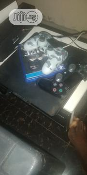 Ps4 With 2 Pads And 4 Cds | Video Game Consoles for sale in Edo State, Benin City