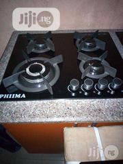 Phiima 60cm Cabinet 4burners Gas Automatic 2years Warranty | Furniture for sale in Lagos State, Ojo