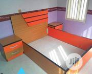 4& Half Bed With 2 Bedside | Furniture for sale in Oyo State, Ibadan