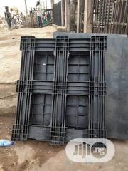 Thick Heavy Duty Rubber Pallets | Building Materials for sale in Lagos State, Agege