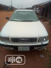 Audi 80 2000 White | Cars for sale in Edo State, Ikpoba-Okha