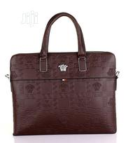 Versace Leather Office Bag Available as Seen Order Yours Now | Bags for sale in Lagos State, Lagos Island