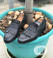 Handmade Bespoke Penny Loafers With Fringes   Shoes for sale in Lagos State, Amuwo-Odofin