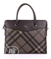 Burberry Leather Office Bag Available as Seen Order Yours Now | Bags for sale in Lagos State, Lagos Island