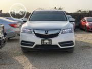 Acura MDX 2016 White | Cars for sale in Abuja (FCT) State, Wuse 2